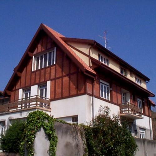 BR&C arquitectos Casa reformada Neguri