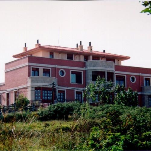 BR&C arquitectos Edificio viviendas Getxo