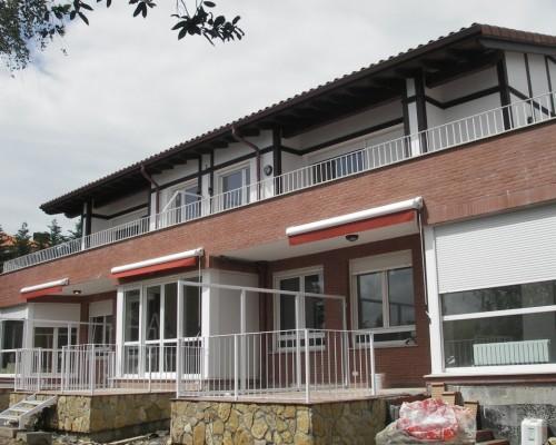 BR&C arquitectos Edificio de viviendas Getxo