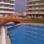 BR&C arquitectos Piscina edificios de apartamentos Murcia