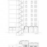 BR&C arquitectos Planos edificio Bilbao