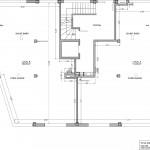 BR&C arquitectos Plano local edificio Getxo