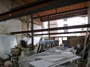 BR&C arquitectos Estado previo casa Escalante