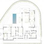 BR&C arquitectos Plano planta casa Mungia